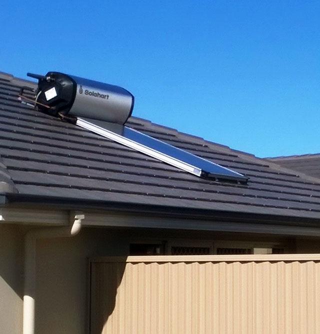 Solahart 181L Roof Top Solar