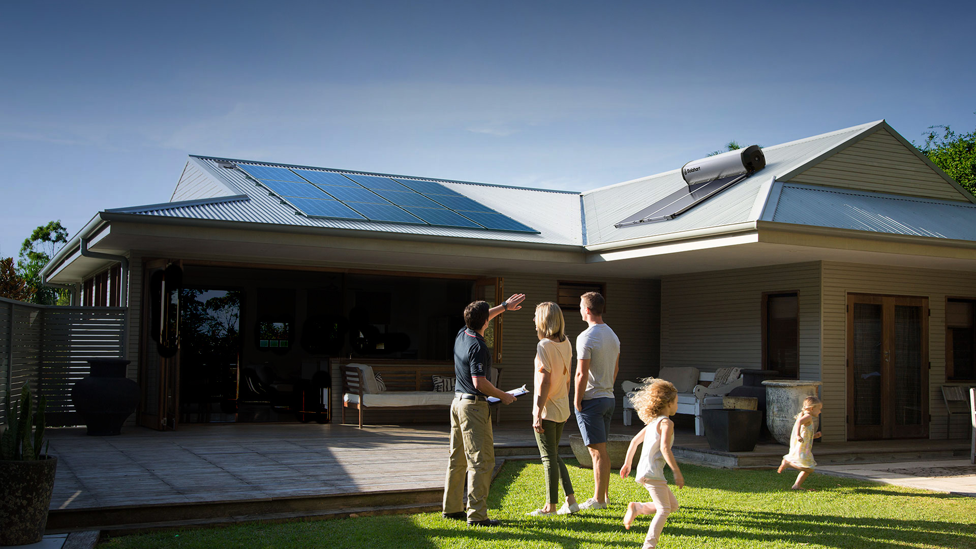 Why Solahart is the best choice for solar