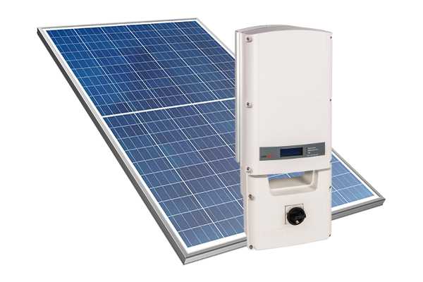 Commercial Solar Power (PV) Solutions with SolarEdge Inverters