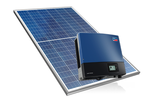 Commercial Solar Power (PV) Solutions With SMA Inverters